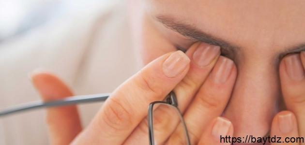 معلومات عن ضغط العين