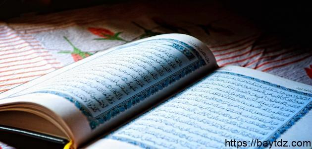 معلومات عن علوم القرآن الكريم