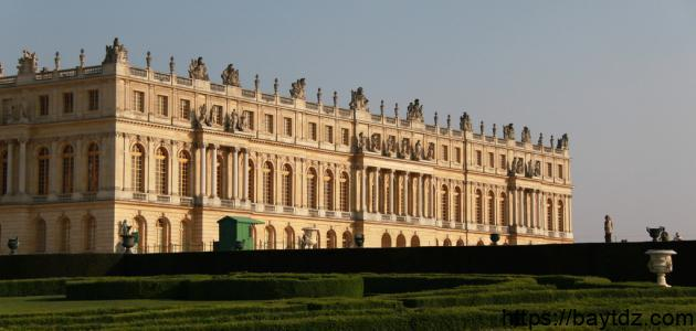 معلومات عن قصر فرساي