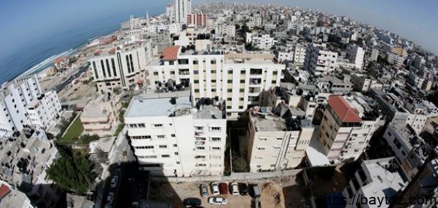 معلومات عن قطاع غزة