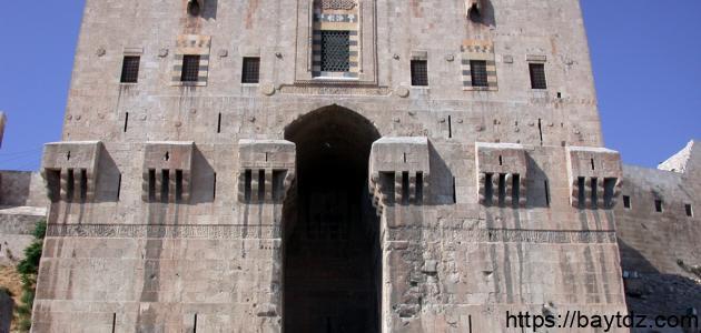 معلومات عن قلعة الحصن