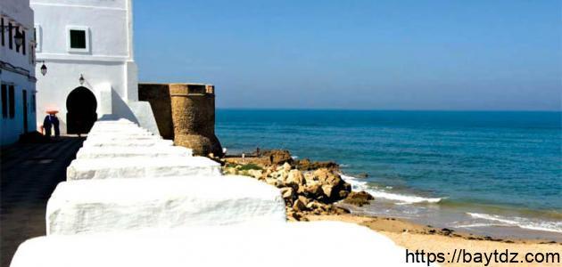 معلومات عن مدينة أصيلة المغربية