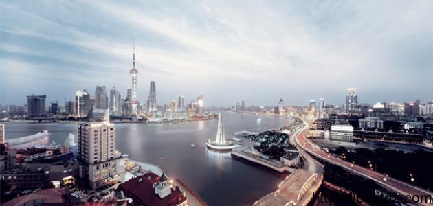 معلومات عن مدينة شنغهاي