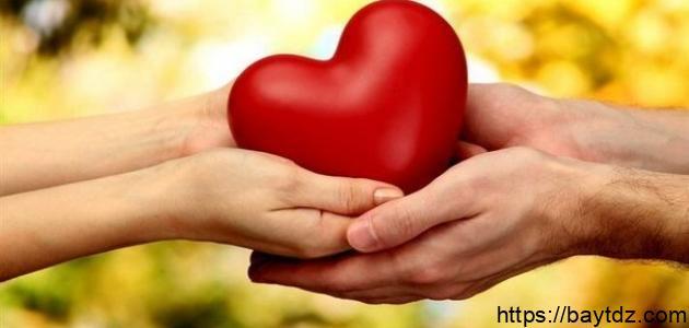 معنى الحب في علم النفس