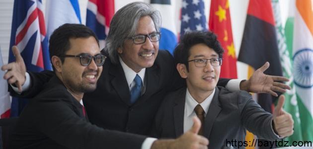 معنى الدبلوماسية