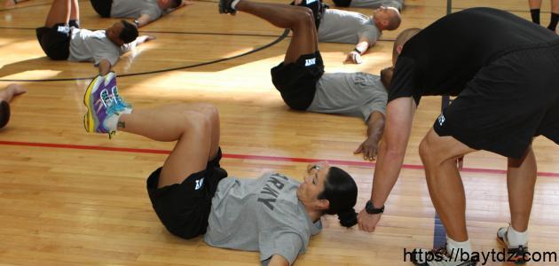 مفهوم الإعداد البدني