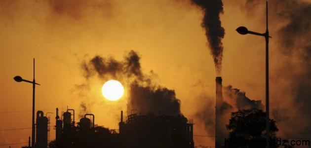 مفهوم التلوث