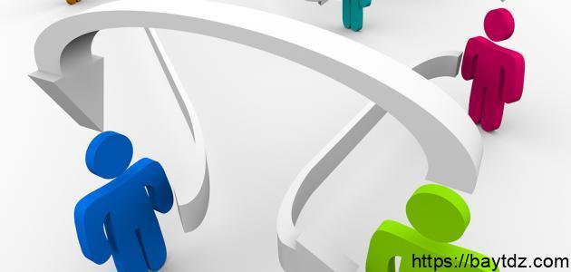 مفهوم التنظيم الإداري وأنواعه