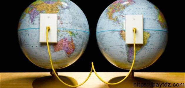 مفهوم العولمة باختصار