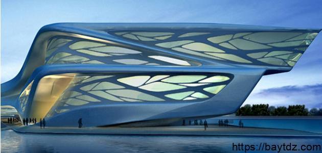 مفهوم فن التصميم المعماري