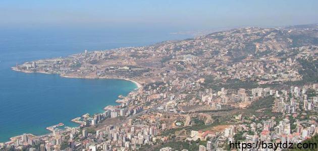 مقال عن لبنان