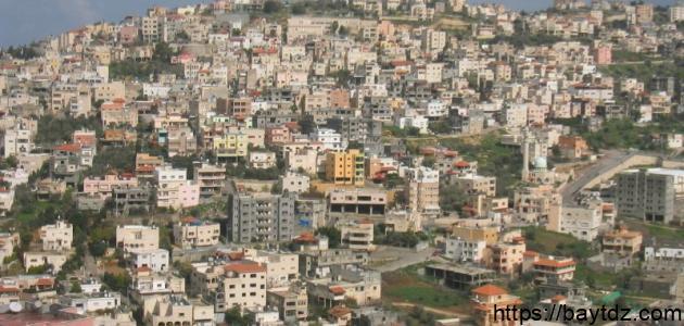 مقالة عن لبنان