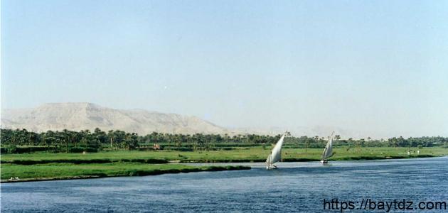 مقالة عن نهر النيل