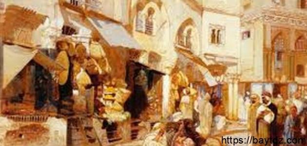 مقومات الاقتصاد الجزائري خلال العهد العثماني