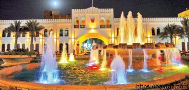 مقومات السياحة في البحرين