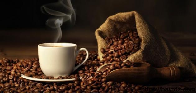 مكونات القهوة العربية
