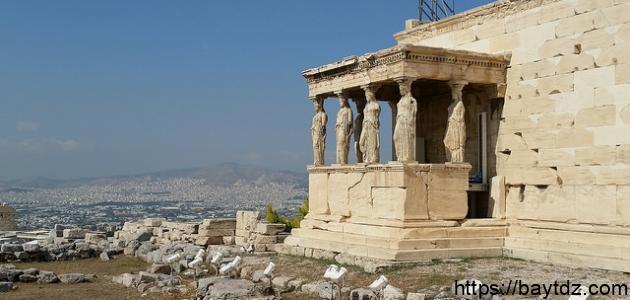 مميزات الثقافة اليونانية