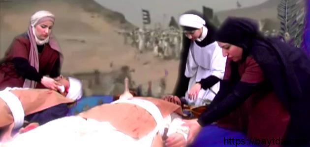 من أول طبيب فى الإسلام