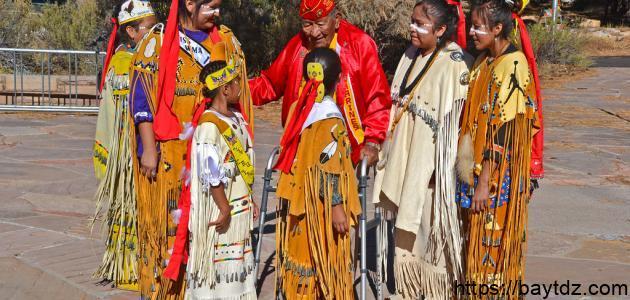 من هم الهنود الحمر