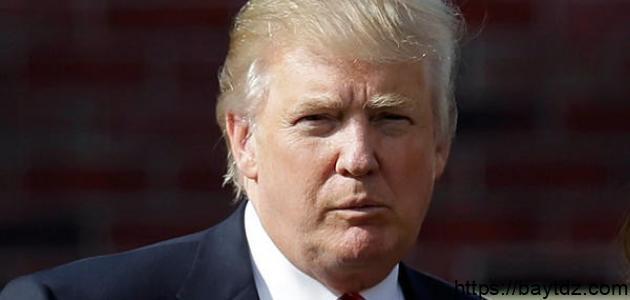 من هو رئيس أمريكا