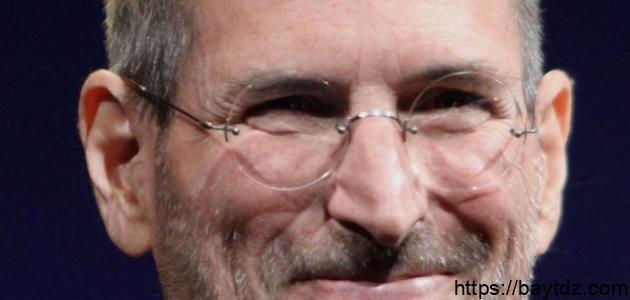 من هو ستيف جوبز