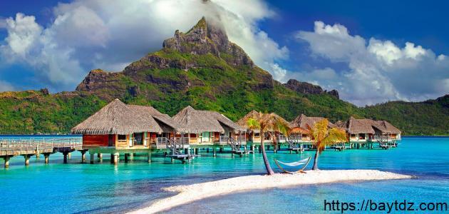 موقع جزر سليمان
