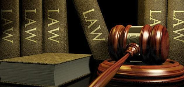 نبذة عن تخصص القانون