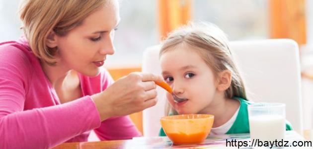 نظام غذائي للأطفال