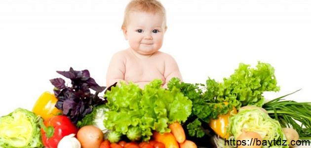 نقص الحديد عند الرضع