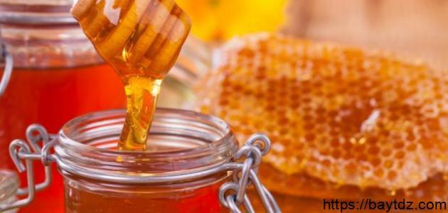 هل العسل يعالج القولون