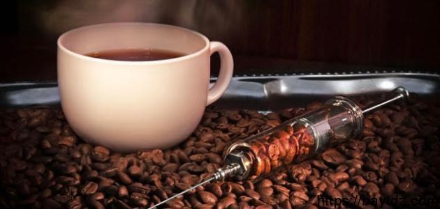 هل القهوة ترفع ضغط الدم