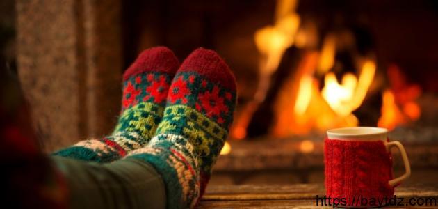 وسائل تدفئة المنزل
