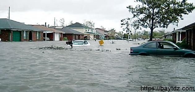 وسائل تقلل من خطورة الكوارث الطبيعية