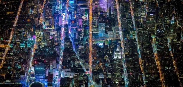 وصف جمال مدينة نيويورك