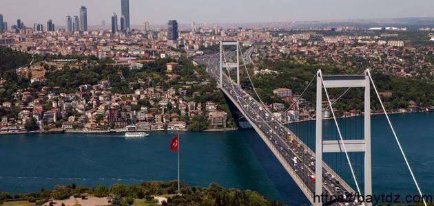 وصف مدينة إسطنبول
