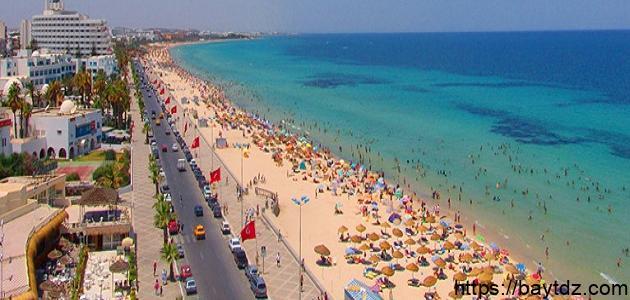 وصف مدينة سوسة التونسية