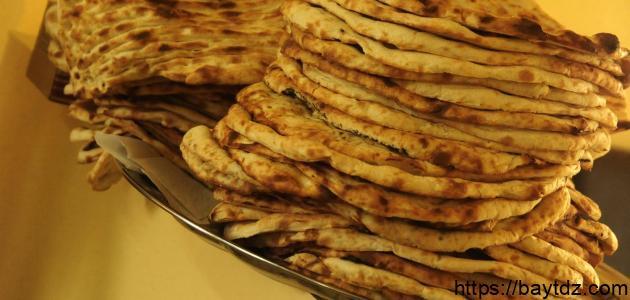 وصفات الخبز العربي