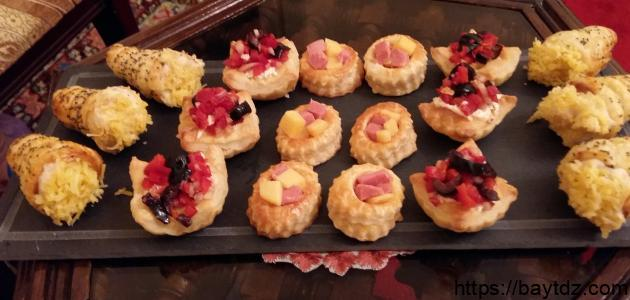 وصفات حلويات ومملحات عربية