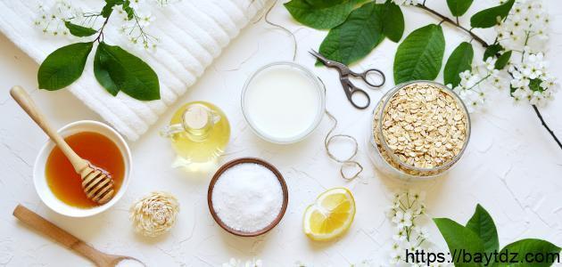 وصفات طبيعية لحبوب الوجه