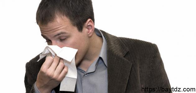وصفات لعلاج حساسية الأنف