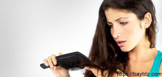 وصفة لإزالة القشرة من الشعر