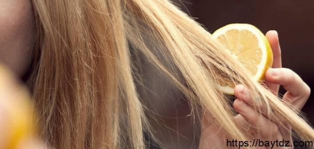 وصفة لإزالة قشرة الشعر
