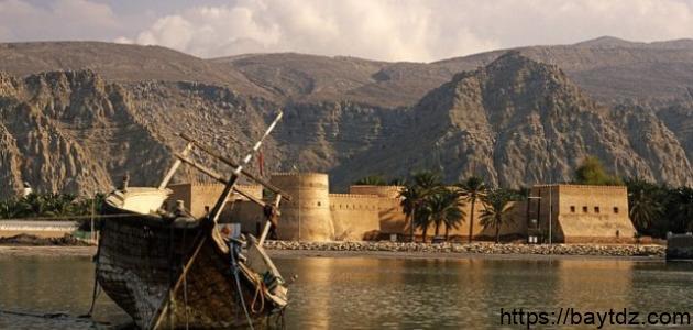 ولاية خصب في عمان