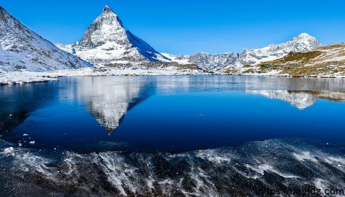 أجمل البحيرات في سويسرا للسياحة