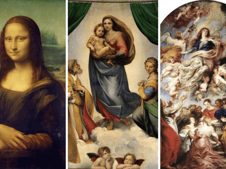 أشهر لوحات عصر النهضة الأوروبية