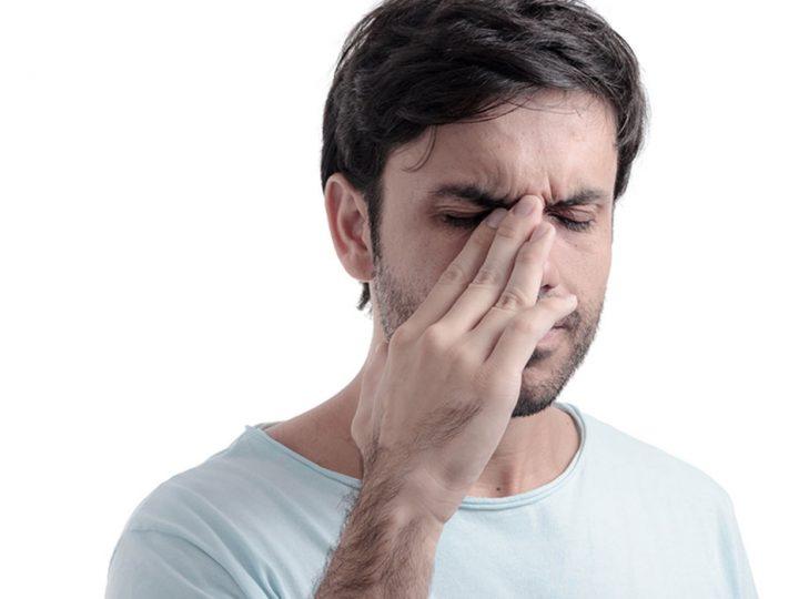 أعراض كسر الأنف وطريقة علاجه