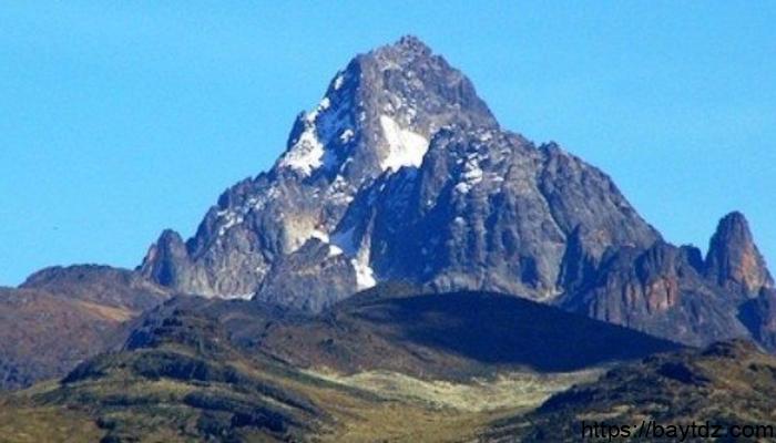 أعلى الجبال في أفريقيا
