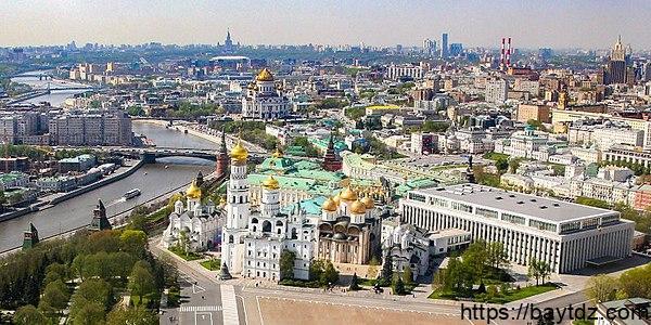 أفضل فنادق موسكو