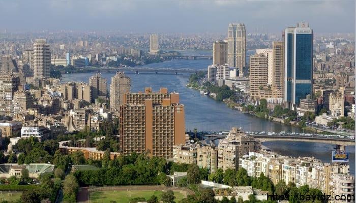 أكبر مدينة في الشرق الأوسط