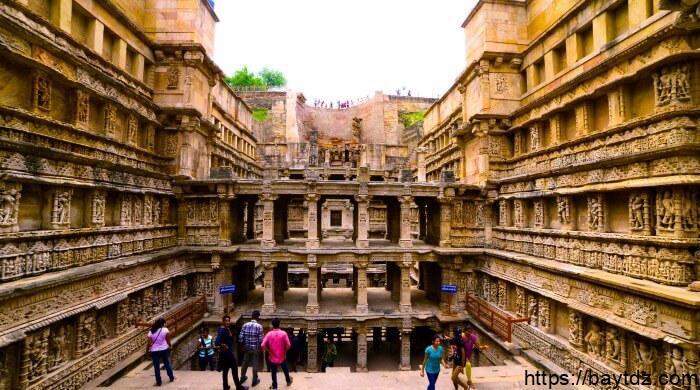 أماكن الجذب السياحي في غوجارات الهندية